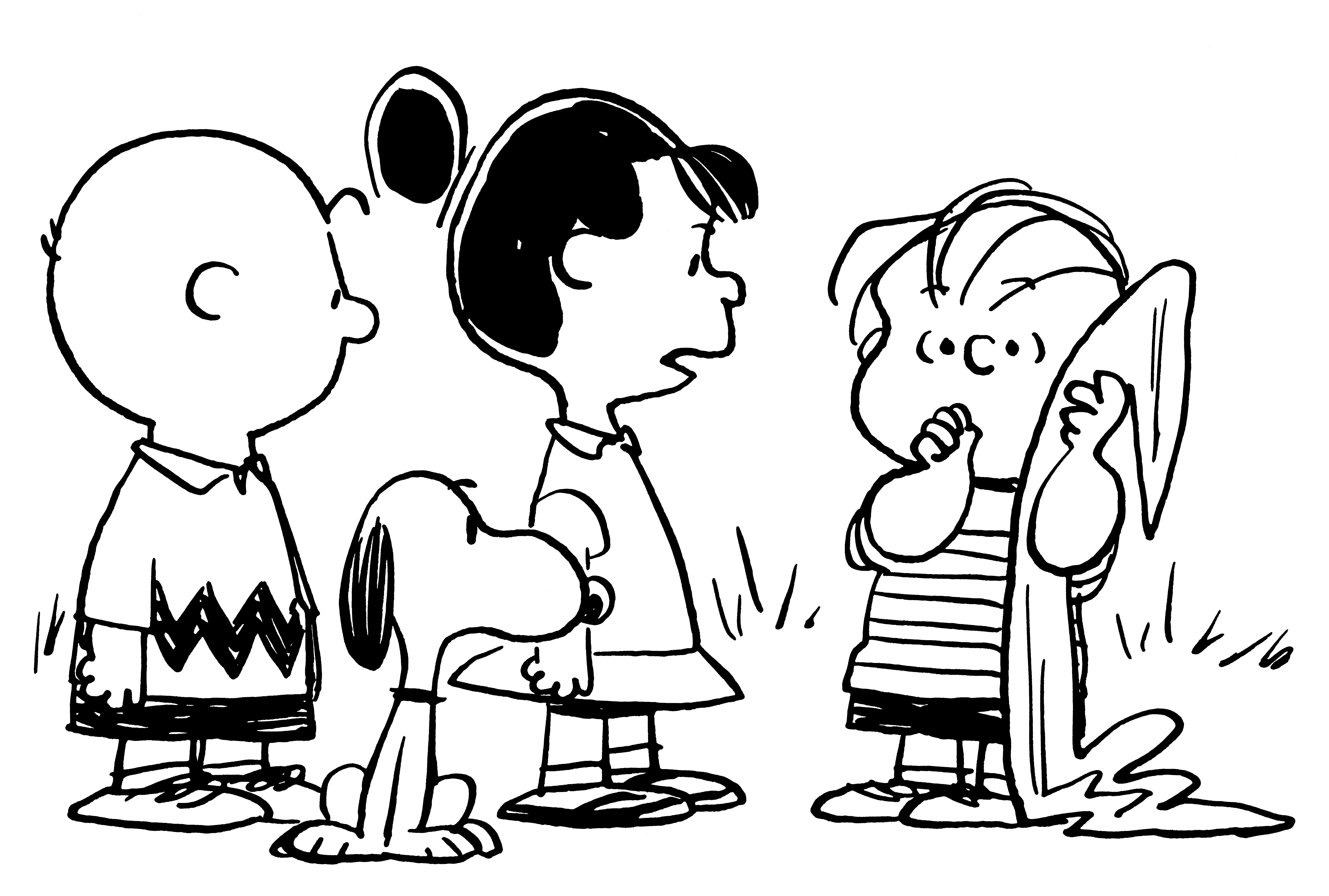 12 themes that make peanuts timeless threadless blog