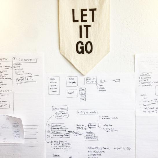 4 storytelling, brainstorm session