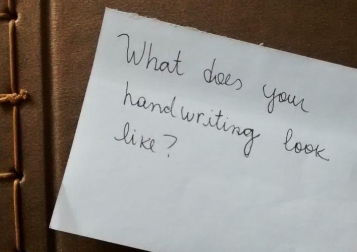 my-handwriting