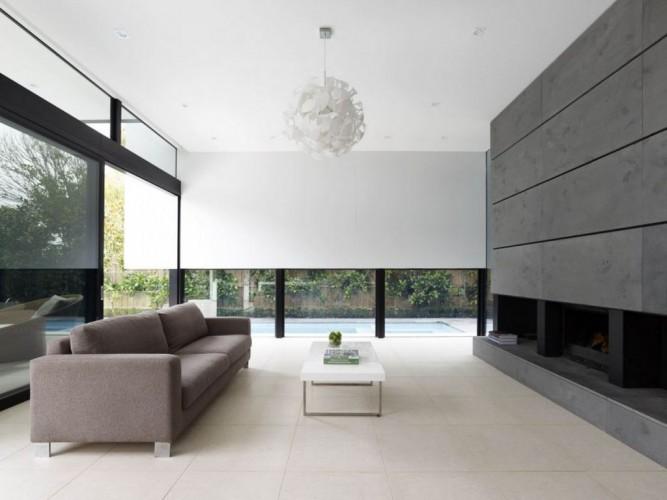 Modern House.  Image courtesy of http://gpsneaker.com/