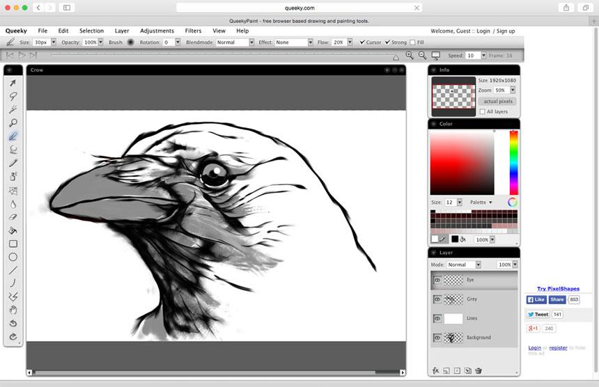 Cartoon Drawing Program Online