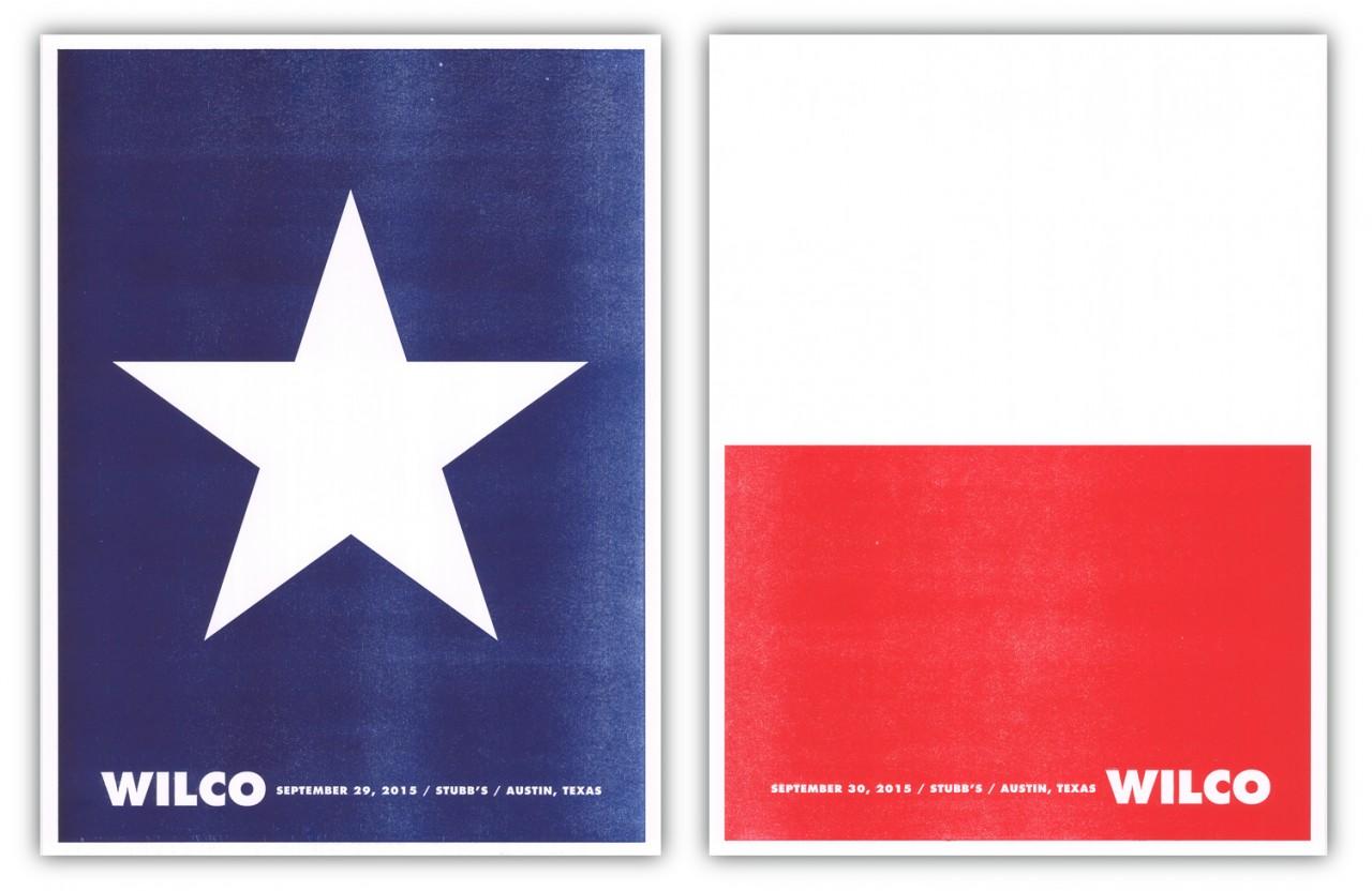 Wilco, Austin, TX by f2design