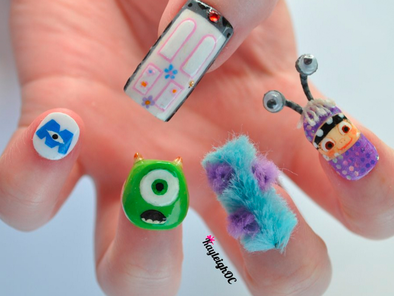 Best Nail Art Design: Best. Nail Art. Ever.