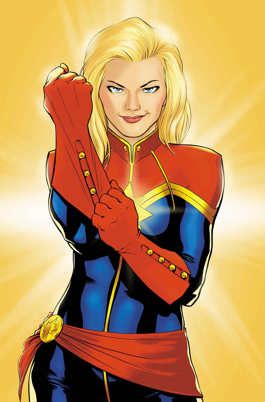 Captain Marvel, Carol Danvers