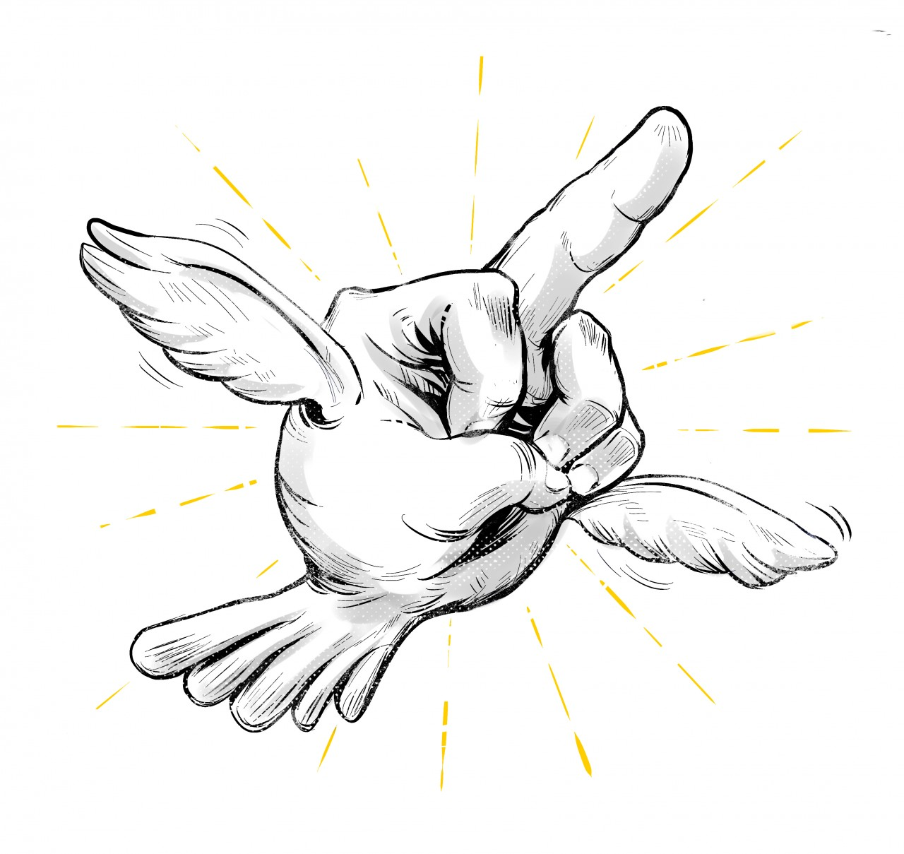"""happy """"draw a picture of a bird"""" day! - threadless blog"""